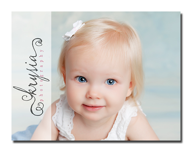 Beautiful Blonde Blue Eyed Baby Girl - Hot Girls Wallpaper